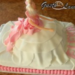 Tort printesa (tort Barbie)